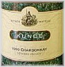 Kunde Estate Winery Chardonnay Sonoma Valley