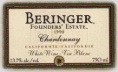 Beringer Vineyards Chardonnay Founders Estate