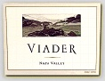 Viader Vineyards Napa Valley Red Wine