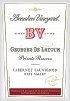 Beaulieu Vineyard Georges De Latour Private Reserve Cabernet Sauvignon Napa Valley Wines Napa Valley California