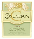 Conundrum California White Wine Caymus