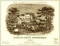 Ch Lafite Rothchild Pauillac Bordeaux Red 82 		 			 				 			 			rp Rating 1