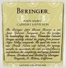 Beringer Vineyards Private Reserve Cabernet
