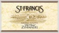 St Francis Zinfandel Old Vines 05 Ml