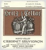 Heitz Cellars Bella Oaks Vineyard Cabernet Sauvignon