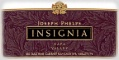 Joseph Phelps Vineyards Insignia Proprietary Red Wine Napa Valley