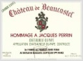 Beaucastel Hommage to Jacques Perrin Rhone Blend