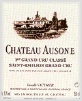 Ausone St. Emilion Red Bordeaux