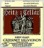 Heitz Wine Cellars Martha Vineyard Cabernet Sauvignon Napa