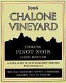 Chalone Monterey County Pinot Noir