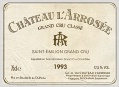 Chateau Larrosee, St Emilion Grand Cru Out-of-stock