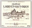 Larrivet Haut Brion Red Bordeaux