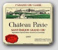 Chateau Pavie, St Emilion Grand Cru