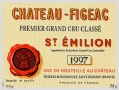 Ch Figeac St. Emilion Bordeaux Red 	 	 	 	rp Rating 93
