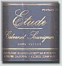 Etude Napa Valley Cabernet Sauvignon Ml