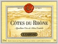 E. Guigal Cotes Du Rhone Red ,