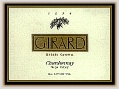Girard Chardonnay Russian River Valley