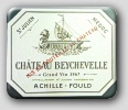 Bordeaux St. Julien Beychevelle 4th Growth