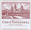 Chateau Cos-destournel - Bordeaux Blend - 2nd Growth - St. Estephe - Bordeaux - Red