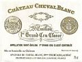 Cheval Blanc St Emilion  Red Blend